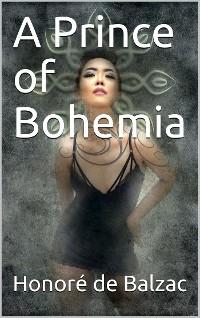 Cover A Prince of Bohemia