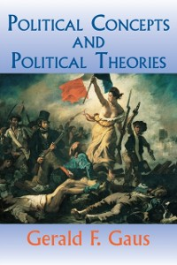 Cover Political Concepts And Political Theories