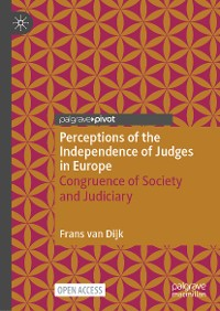 Cover Perceptions of the Independence of Judges in Europe