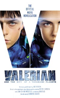 Cover Valerian and the City of a Thousand Planets