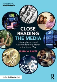 Cover Close Reading the Media