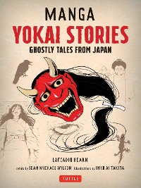 Cover Manga Yokai Stories