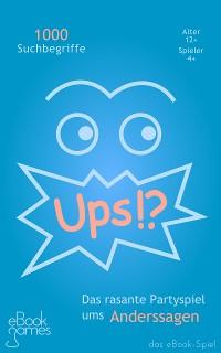 Cover Ups!? - das eBook-Spiel