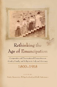 Cover Rethinking the Age of Emancipation