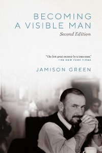 Cover Becoming a Visible Man