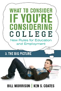 Cover What To Consider if You're Considering College — The Big Picture