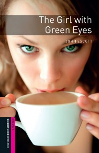 Cover Girl with Green Eyes Starter Level Oxford Bookworms Library