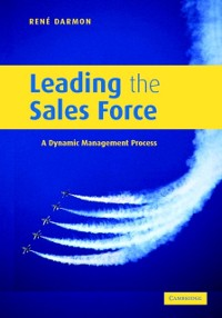 Cover Leading the Sales Force