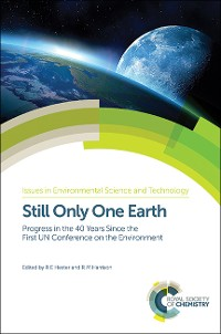 Cover Still Only One Earth
