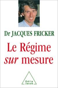 Cover Le Regime sur mesure