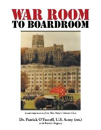 Cover WAR ROOM to BOARDROOM