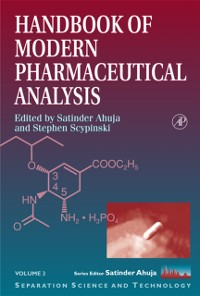 Cover Handbook of Modern Pharmaceutical Analysis