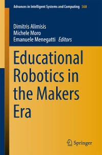 Cover Educational Robotics in the Makers Era