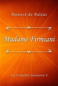 Cover Madame Firmiani