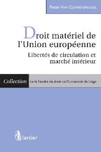 Cover Droit matériel de l'Union européenne