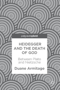 Cover Heidegger and the Death of God