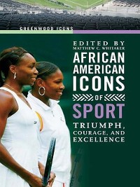 Cover African American Icons of Sport