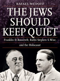 Cover The Jews Should Keep Quiet