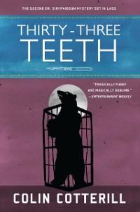 Cover Thirty-Three Teeth