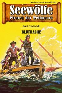 Cover Seewölfe - Piraten der Weltmeere 581