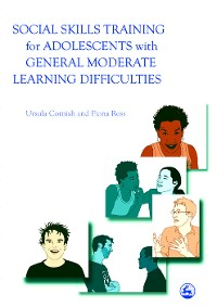 Cover Social Skills Training for Adolescents with General Moderate Learning Difficulties