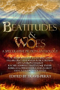Cover Beatitudes and Woes