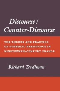 Cover Discourse/Counter-Discourse