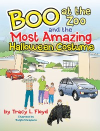 Cover Boo at the Zoo and the Most Amazing Halloween Costume