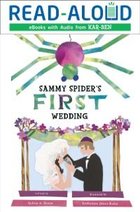 Cover Sammy Spider's First Wedding