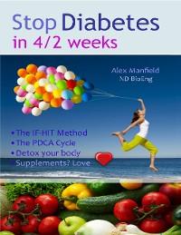 Cover Stop Diabetes in 4/2 Weeks