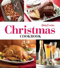 Cover Betty Crocker Christmas Cookbook