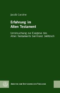 Cover Erfahrung im Alten Testament