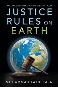 Cover Justice Rules on Earth