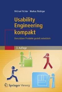 Cover Usability Engineering kompakt