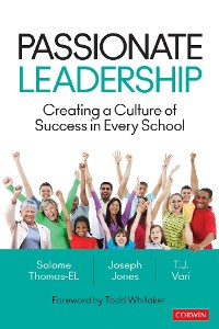 Cover Passionate Leadership