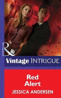 Cover Red Alert (Mills & Boon Intrigue)
