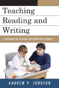 Cover Teaching Reading and Writing