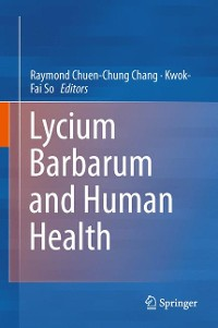 Cover Lycium Barbarum and Human Health