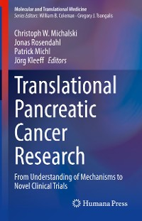 Cover Translational Pancreatic Cancer Research
