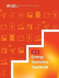 Cover Energy Statistics Yearbook 2018