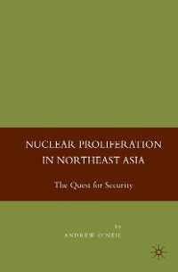 Cover Nuclear Proliferation in Northeast Asia