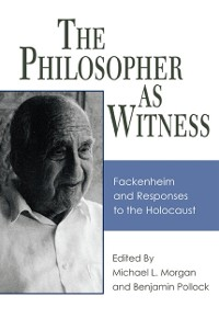 Cover Philosopher as Witness, The
