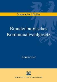 Cover Brandenburgisches Kommunalwahlgesetz