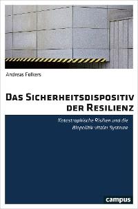 Cover Das Sicherheitsdispositiv der Resilienz