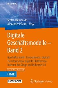 Cover Digitale Geschäftsmodelle – Band 2