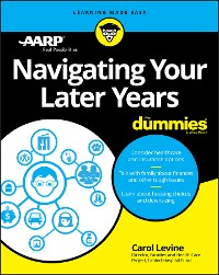 Cover Navigating Your Later Years For Dummies