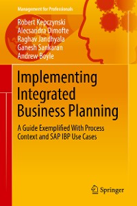 Cover Implementing Integrated Business Planning