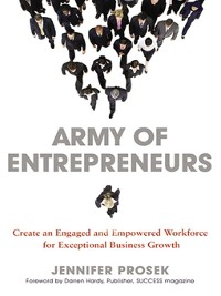 Cover Army of Entrepreneurs