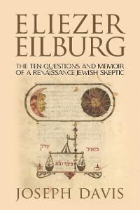 Cover Eliezer Eilburg