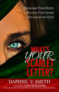 Cover What's YOUR Scarlet Letter